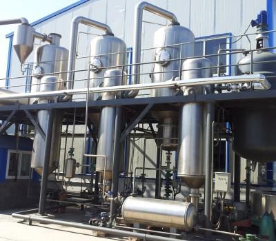 外循环式蒸发器