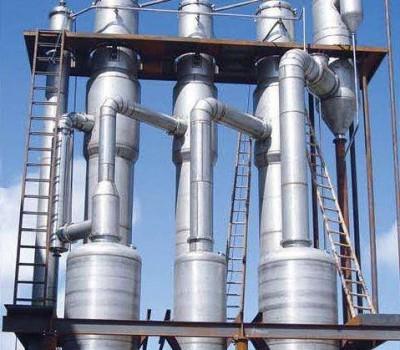 多效升膜、降膜式蒸发器